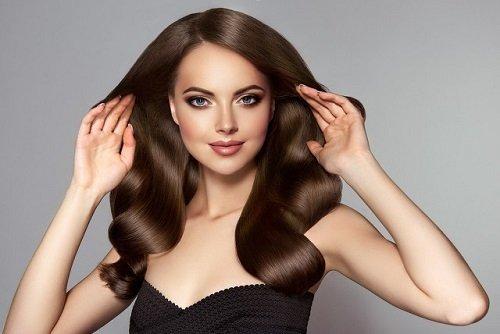 真头发的假发怎样保养?假发护理!